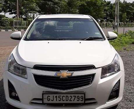 Used Chevrolet Cruze LTZ 2014 MT for sale in Surat
