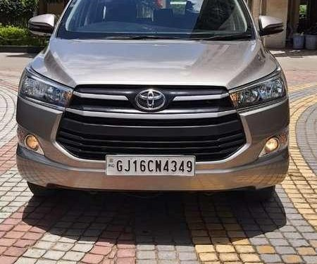 2019 Toyota Innova Crysta MT for sale in Surat