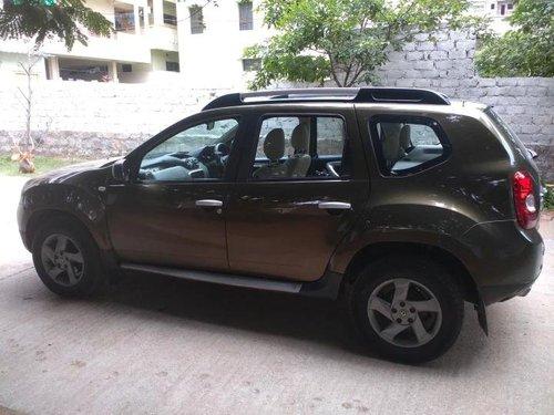Used 2014 Renault Duster 110PS Diesel RxZ MT in Hyderabad