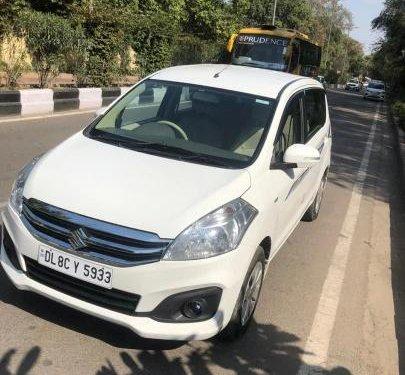 Maruti Suzuki Ertiga VXI 2016 MT for sale in New Delhi