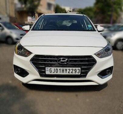 Used 2018 Hyundai Verna 1.6 CRDI SX Option MT in Ahmedabad