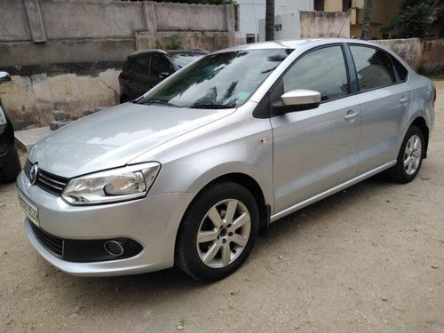 2011 Volkswagen Vento Petrol Highline AT in Coimbatore