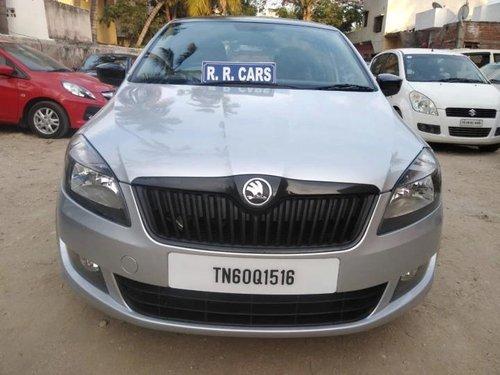 2015 Skoda New Rapid 1.5 TDI AT Elegance in Coimbatore