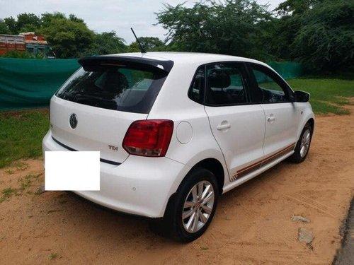 2014 Volkswagen Polo GT TDI MT for sale in Hyderabad