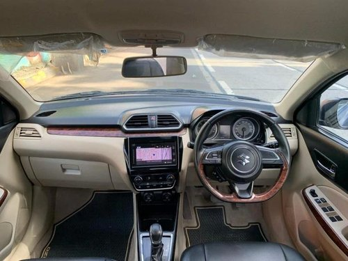 2017 Maruti Suzuki Dzire AMT ZXI Plus AT for sale in Mumbai