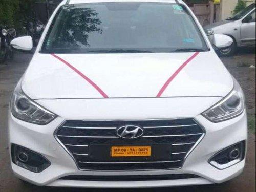 2019 Hyundai Verna 1.6 CRDI  SX AT for sale in Indore