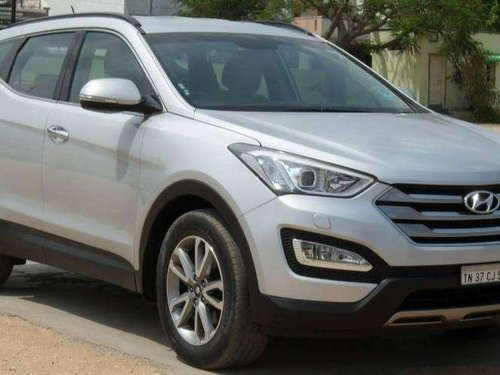 Hyundai Santa Fe 2 WD Automatic, 2014, Diesel AT for sale in Coimbatore