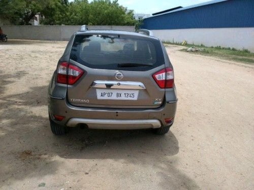Nissan Terrano XV Premium 110 PS 2014 MT for sale in Hyderabad