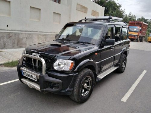 Used 2010 Mahindra Scorpio 2.6 CRDe SLE MT for sale in Bangalore