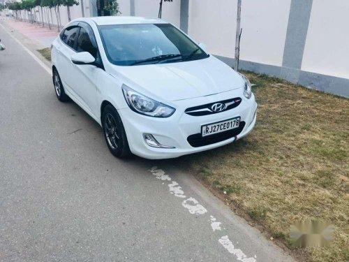 Hyundai Fluidic Verna 1.6 CRDi SX, 2013, Diesel MT for sale in Jaipur