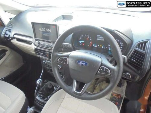 Ford Ecosport, 2020, Petrol MT for sale in Chennai