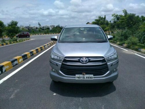 Toyota Innova Crysta 2018 AT for sale in Hyderabad