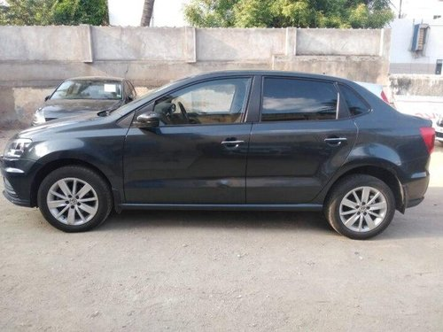 Volkswagen Ameo 1.2 MPI Highline 2016 MT for sale in Coimbatore
