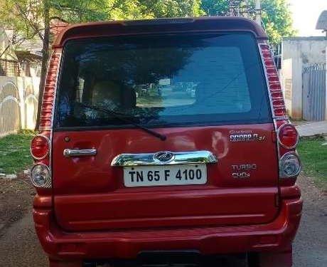 Used Mahindra Scorpio SLX 2.6 Turbo 8 Str 2006 MT for sale in Madurai