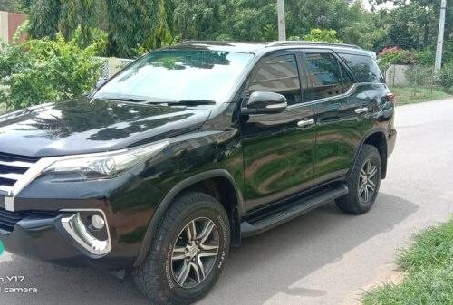 2017 Toyota Fortuner 4x4 AT for sale in Hyderabad