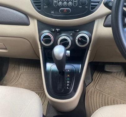 Used 2010 Hyundai i10 Sportz AT for sale in Bangalore