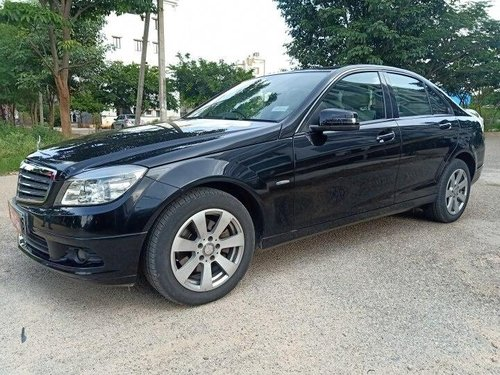 2012 Mercedes Benz C-Class C 200 CGI Elegance AT in Bangalore