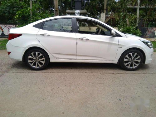 Used Hyundai Verna 1.6 CRDI 2015 MT for sale in Ongole-3