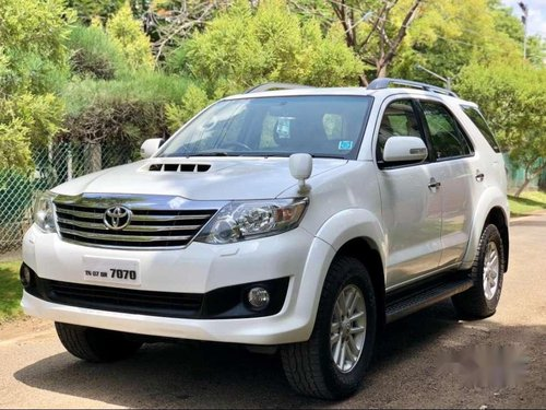 Toyota Fortuner 3.0 4x4 Automatic, 2012, Diesel AT in Tirunelveli