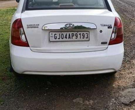 Hyundai Verna CRDi 2010 MT for sale in Bhavnagar