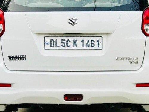 Maruti Ertiga VXI CNG 2012 MT for sale in New Delhi