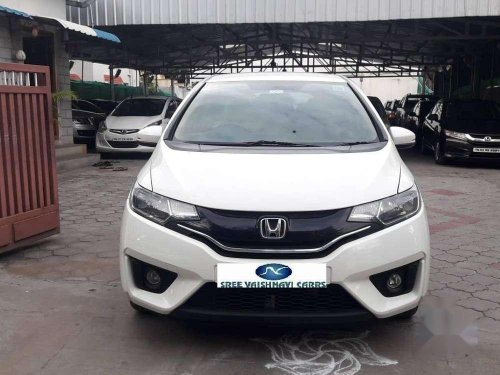 Used Honda Jazz V 2015 MT for sale in Coimbatore-11