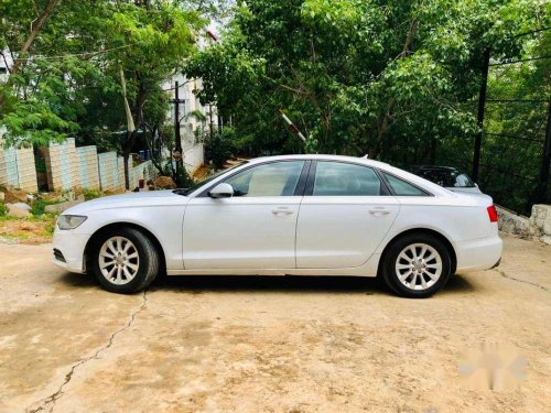 Audi A6 2.0 TDI 2012 AT for sale in Hyderabad