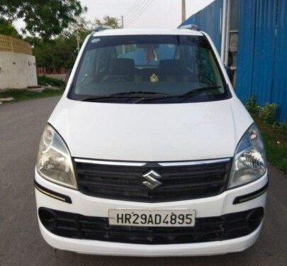 2012 Maruti Suzuki Wagon R LXI MT for sale in Faridabad