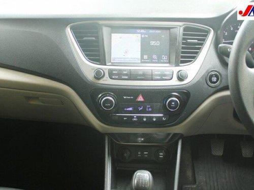 Used 2019 Hyundai Verna MT for sale in Ahmedabad