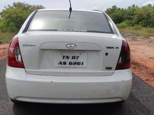 2007 Hyundai Verna CRDi MT for sale in Thanjavur