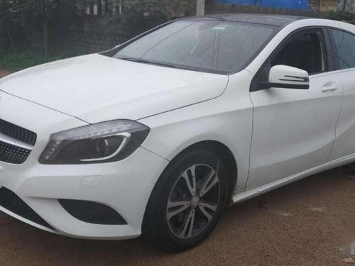 2014 Mercedes Benz A Class AT for sale in Hyderabad-10