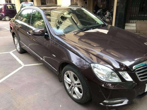 Mercedes Benz E Class 2011 AT for sale in Nagpur