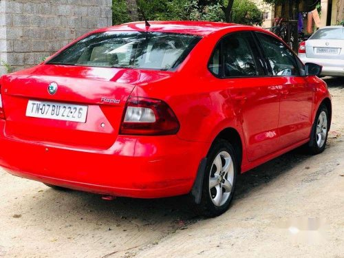 Skoda Rapid Elegance 1.6 TDI CR Manual, 2013, Diesel MT in Chennai