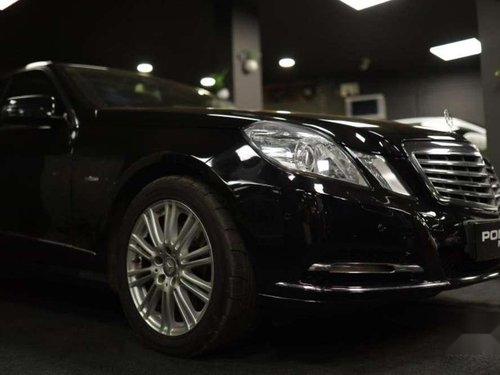 2011 Mercedes Benz E Class AT for sale in Karunagappally