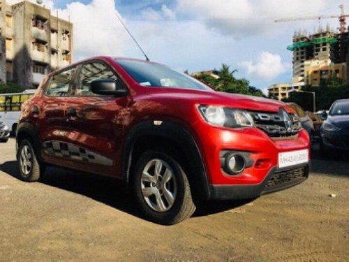 2016 Renault KWID MT for sale in Mumbai