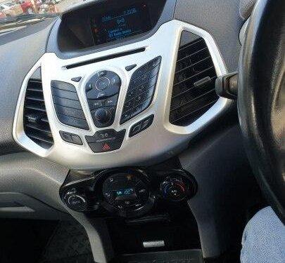 2013 Ford EcoSport 1.5 TDCi Titanium BE MT in Indore