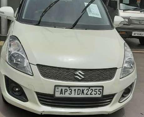 Maruti Suzuki Swift VDi, 2016, Diesel MT for sale in Visakhapatnam