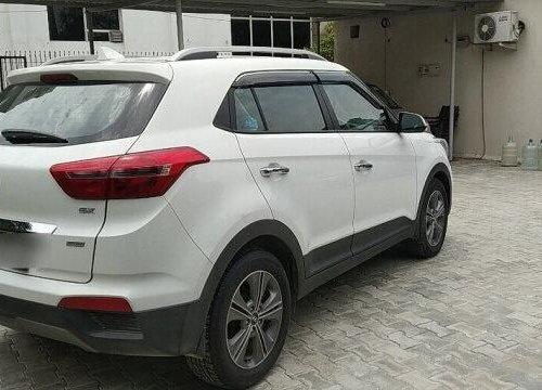 2018 Hyundai Creta 1.6 CRDi AT SX Plus for sale in Faridabad