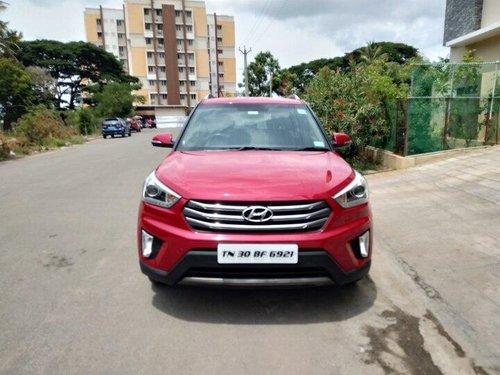 2017 Hyundai Creta 1.6 SX Automatic Diesel AT in Coimbatore