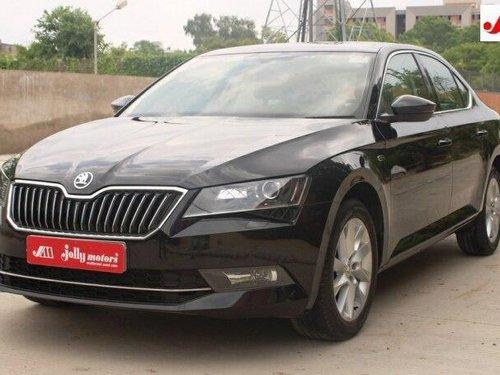 Used 2016 Skoda Superb LK 1.8 TSI AT in Ahmedabad