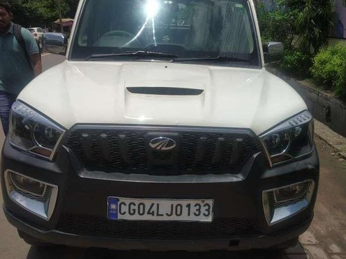 2016 Mahindra Scorpio MT for sale in Raipur-6