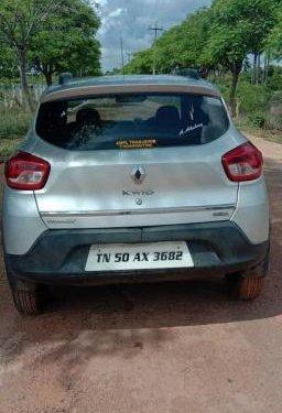 2017 Renault KWID AT for sale in Tiruchirappalli