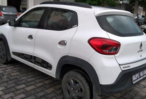 Used Renault KWID 2018 MT for sale in Faridabad