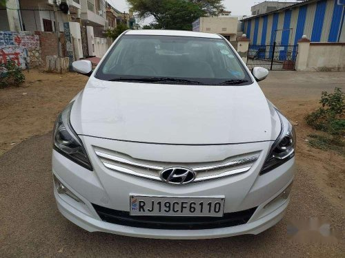 Hyundai Verna 1.6 SX VTVT 2015 MT for sale in Jaipur-11