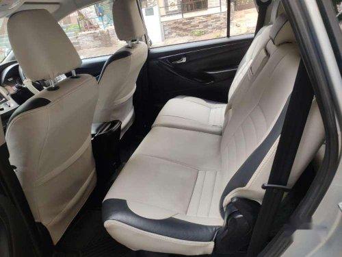 2018 Toyota Innova Crysta MT for sale in Hyderabad