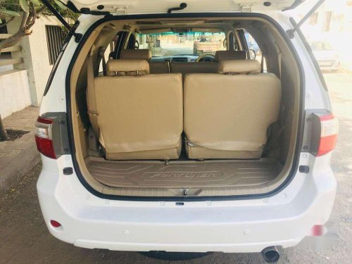 Used 2011 Toyota Fortuner AT for sale in Ahmedabad
