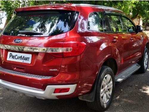 2016 Ford Endeavour 3.2 Trend AT 4X4 for sale in Bangalore