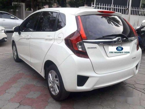 Used Honda Jazz V 2015 MT for sale in Coimbatore-0