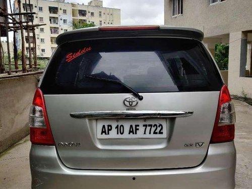 Toyota Innova 2.5 G BS III 8 STR, 2005, Diesel MT in Hyderabad