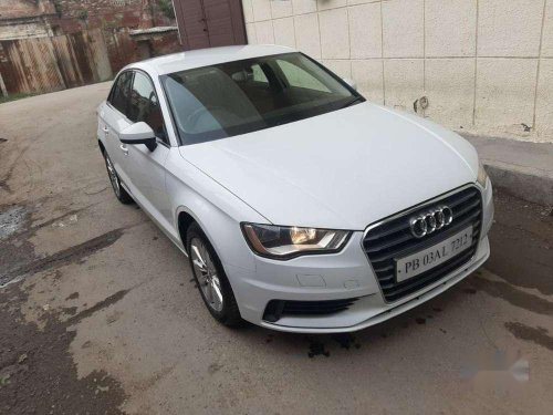 Used 2015 Audi A3 35 TDI Premium Plus AT in Amritsar